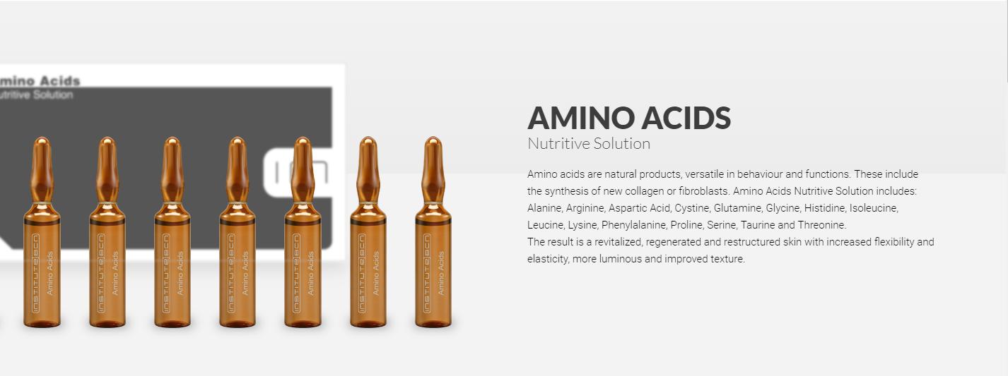 Amino Acids Banner