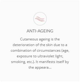 Anti aging banner