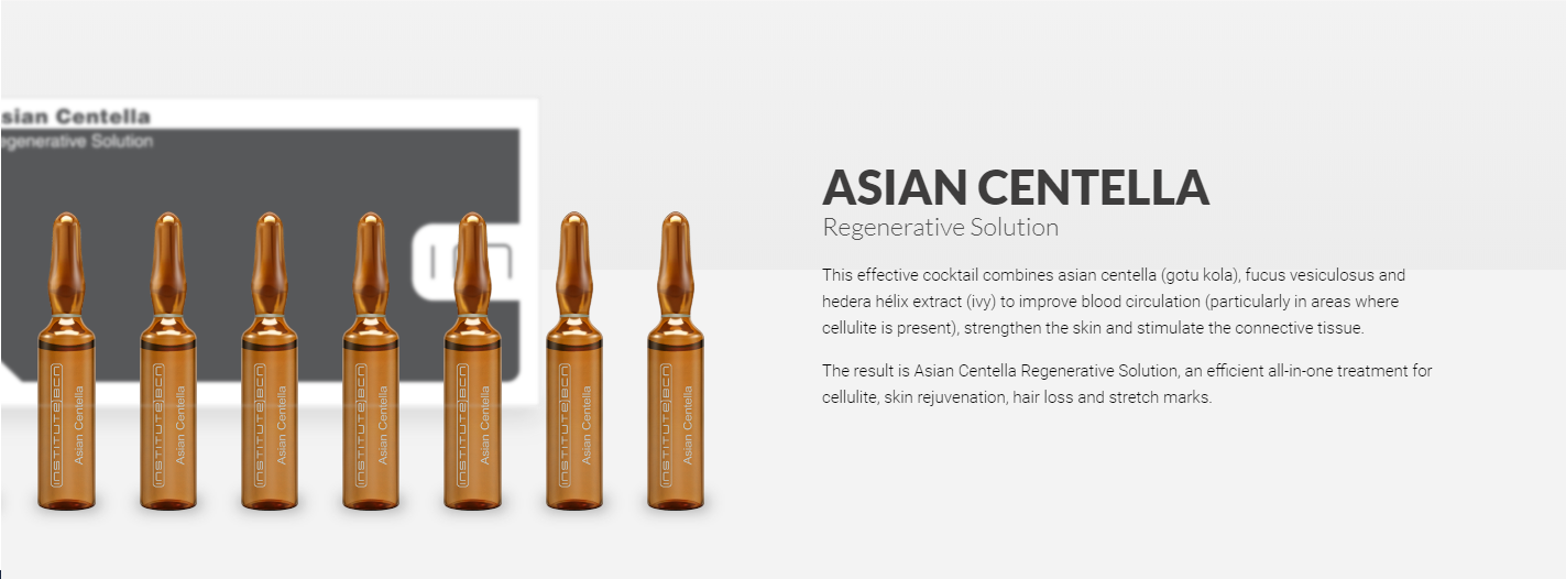 Asian Centella banner