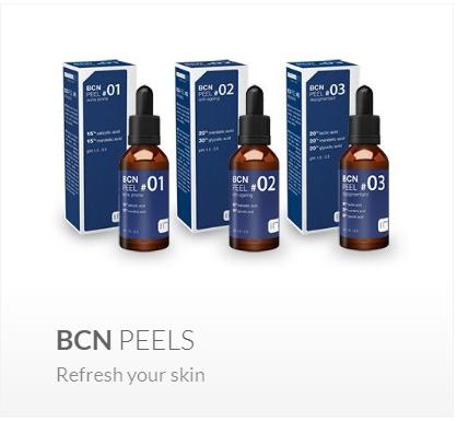 BCN peels en
