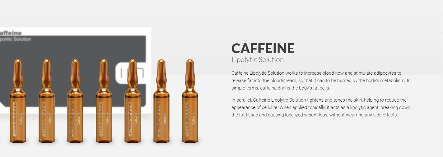 Caffeine banner