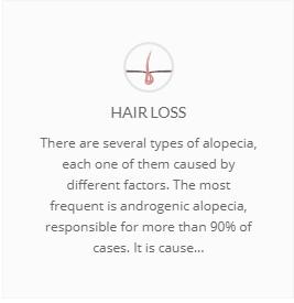 Hair loss banner