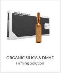 ORGANIC SILICA & DMAE en